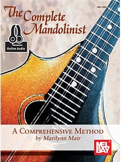 Marilynn Mair: The Complete Mandolinist (Book/Online Audio) Books and Digital Audio | Mandolin