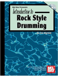 Introduction to Rock Style Drumming Books and CDs | Drums