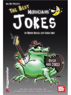 The Best Musicians' Jokes Books | All Instruments