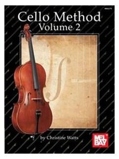 Cello Method Book II Books   Cello