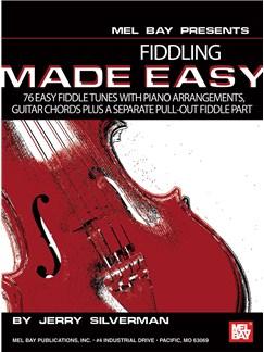 Fiddling Made Easy Books | Violin