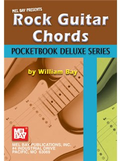 Pocketbook Deluxe Series: Rock Guitar Chords (Electric Guitar) Books | Guitar