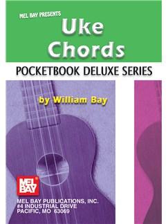 Mel Bay Presents: Uke Chords Books | Ukulele
