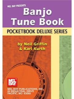 Pocketbook Deluxe Series: Banjo Tune Book (5-String Banjo) Books | Banjo