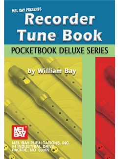 Pocketbook Deluxe Series: Recorder Tune Book (Soprano Recorder) Books | Recorder