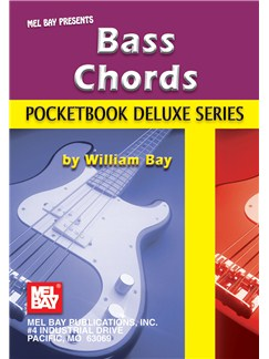 Pocketbook Deluxe Series: Bass Chords Books | Bass Guitar