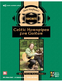 Steve Kaufman's Favorite Celtic Hornpipes for Guitar Books | Guitar