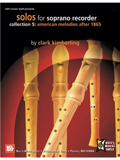 Solos for Soprano Recorder, Collection 5: Books | Flute