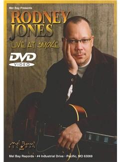 Rodney Jones: Live At Smoke DVDs / Videos | Guitar