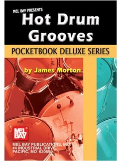 Pocketbook Deluxe Series: Hot Drum Grooves Books | Drums