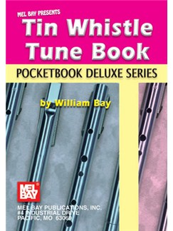 Pocketbook Deluxe Series: Tin Whistle Tune Book Books | Pennywhistle