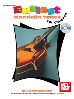 Easiest Mandolin Tunes For Children Books and CDs | Mandolin