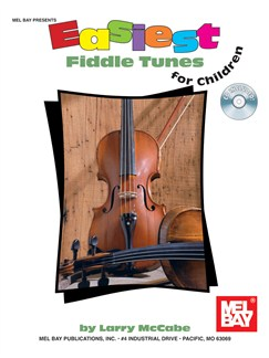 Easiest Fiddle Tunes For Children Books and CDs | Violin