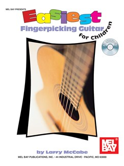 Easiest Fingerpicking Guitar for Children Books and CDs | Guitar, Guitar Tab