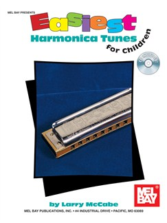 Easiest Harmonica Tunes For Children Books and CDs | Harmonica