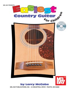 Easiest Country Guitar for Children Books and CDs | Guitar, Guitar Tab