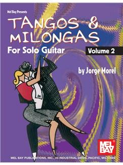 Tangos & Milongas for Solo Guitar, Volume 2 Books | Guitar