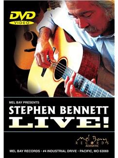Stephen Bennett Live! DVDs / Videos | Guitar
