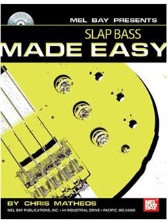Slap Bass Made Easy Books and CDs | Bass Guitar, Bass Guitar Tab