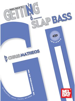Getting Into Slap Bass Books and CDs | Bass Guitar, Bass Guitar Tab