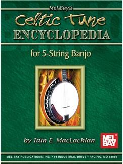 Celtic Tune Encyclopedia for 5-String Banjo Books | Banjo, Banjo Tab