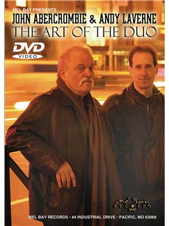 John Abercrombie & Andy Laverne DVDs / Videos | Guitar
