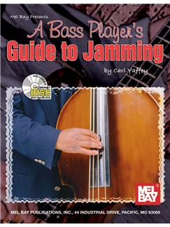 A Bass Player's Guide to Jamming Books and CDs | Bass Guitar
