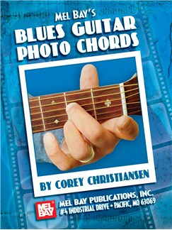 Blues Guitar Photo Chords Books | Guitar
