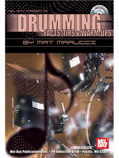 Drumming Facts, Tips and Warm-Ups QWIKGUIDE Books and CDs | Snare Drum