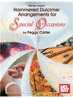 Hammer Dulcimer Arrangements for Special Occasions Books | Dulcimer