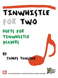 Tinwhistle for Two Books | Tin Whistle