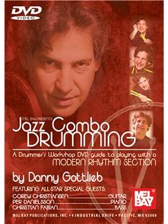 Jazz Combo Drumming DVDs / Videos | Drums