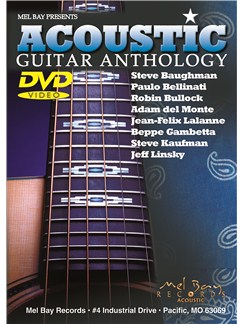 Acoustic Guitar Anthology DVDs / Videos | Guitar