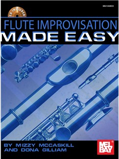 Flute Improvisation Made Easy Books and CDs | Flute