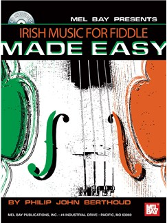 Irish Music For Fiddle Made Easy Books and CDs | Violin
