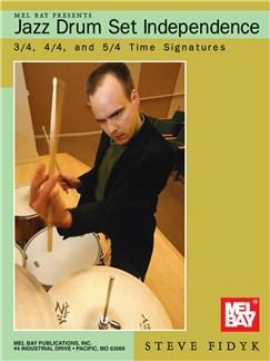 Jazz Drum Set Independence Books | Drums