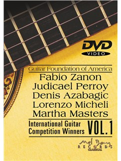 Guitar Foundation Of America: Volume 1 DVDs / Videos | Guitar