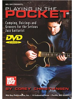 Playing In The Pocket DVDs / Videos | Guitar