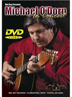 Michael O'Dorn In Concert DVDs / Videos | Guitar