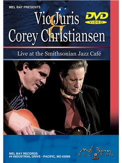 Vic Juris And Corey Christiansen DVDs / Videos | Guitar