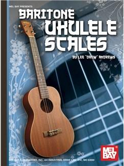 Baritone Ukulele Scales Books | Ukulele