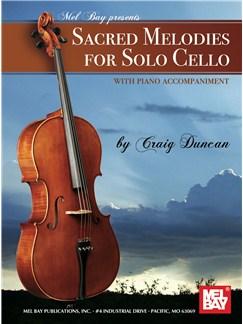 Sacred Melodies for Solo Cello Books | Cello