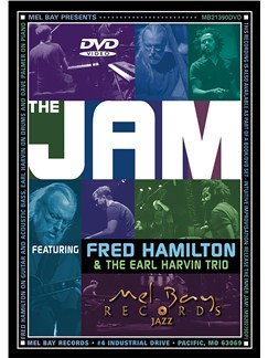 The Jam Featuring Fred Hamilton And The Earl Harvin Trio DVDs / Videos | Guitar