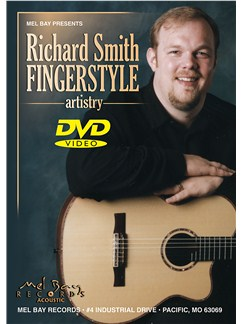 Richard Smith Fingerstyle Artistry DVDs / Videos | Guitar