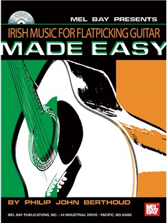 Irish Music For Flatpicking Guitar Made Easy Books and CDs | Guitar Tab