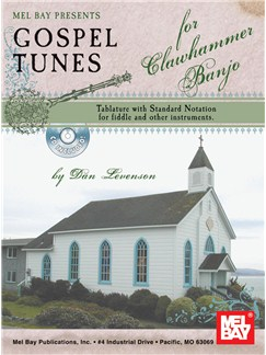 Gospel Tunes for Clawhammer Banjo Books and CDs | Banjo