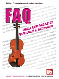 FAQ:  Fiddle Care and Setup Books | Violin