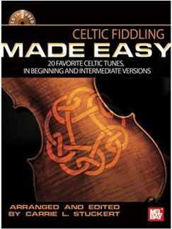 Celtic Fiddling Made Easy Books and CDs | Violin