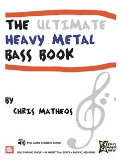 The Ultimate Heavy Metal Bass Book Books | Bass Guitar, Bass Guitar Tab