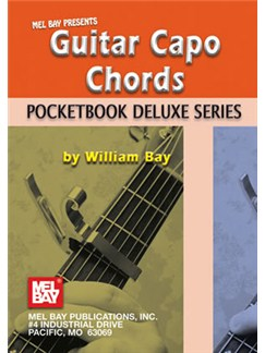 Pocketbook Deluxe Series: Guitar Capo Chords Books | Guitar